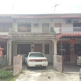 [WTS] Menglembu Double Storey Terrace Taman Gamelan
