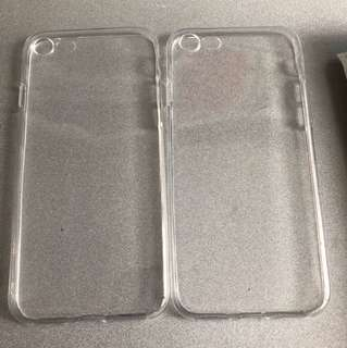 iPhone 8透明case