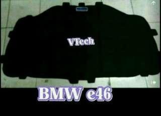 peredam panas kap mesin BMW E46