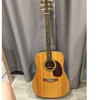 Used Acoustic Guitar TGM