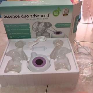 Youha Essence duo advance breast pump