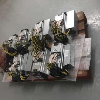 Antminer L3+ S9 D3 whatsminer M3 BTC LTC Dash挖礦