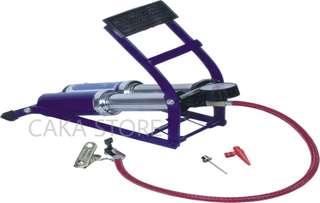 Pompa Angin Injak 2 Tabung Cmart Tools