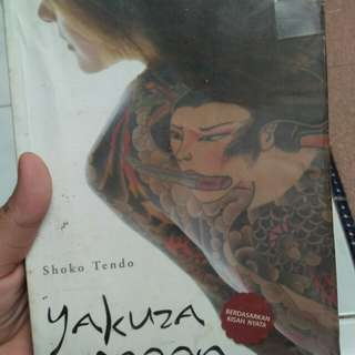 Novel yakuza moon karangan shoko tendo terjemahan: indonesia..