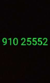 Starhub Golden Prepaid Number