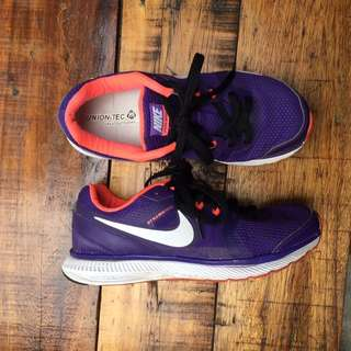 AUTH NIKE ZOOM WINFLO RUNNING SHOES