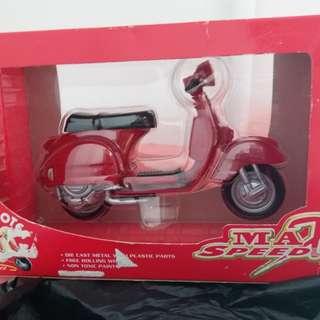 二手 合金電單車摩托車綿羊仔偉士牌