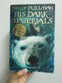 (包括黃金羅盤)黑暗元素三部曲 His Dark Materials