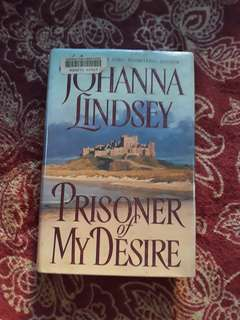 Johanna Lindsey - Prisoner of my Desire