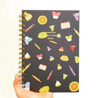 Nom Kueh Notebook