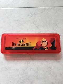 BN plastic pencil case