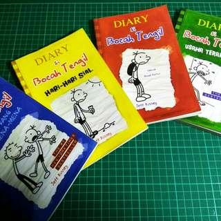 4 Series Diary Si Bocah Tengl