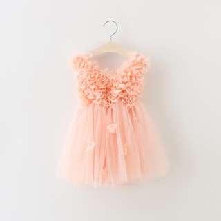Princess Dress (2-7yrs)