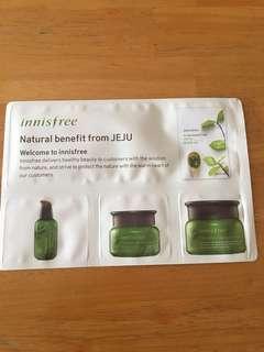 BN Innisfree sample