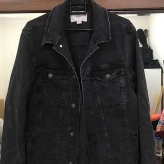 Jacket Denim Pull n Bear
