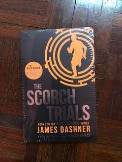 Maze Runner The Scorch Trial