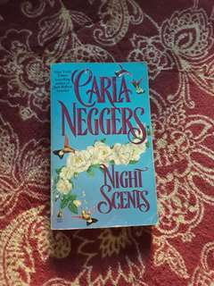 Carla Neggers -Night Scents