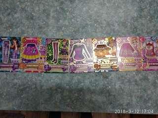 星夢學園卡福利包(3張)