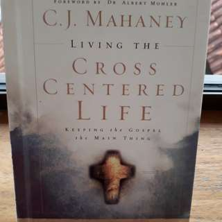 Living the Cross-Centred Life