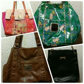 Preloved Bags