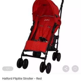 Halford Fliplite stroller