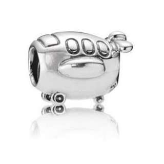 Authentic Pandora Airplabe Charm