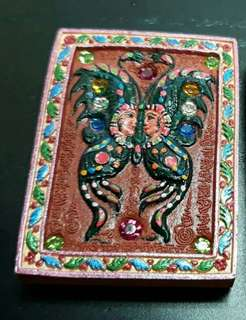 Thai Amulet butterfly