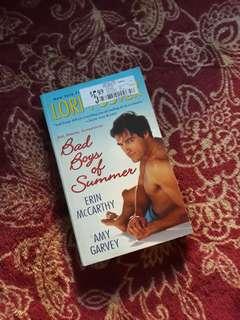 Brava Books - Bad Boys of Summer