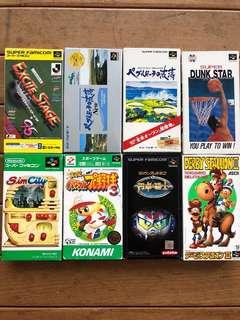 Super Famicom Games III