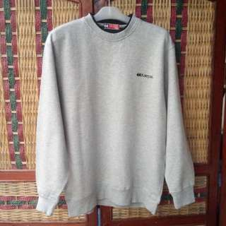 Sweater Crewneck Kaepa not Hoodie Nike Adidas Bape Champion