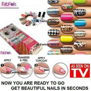 FABFOIL for nail