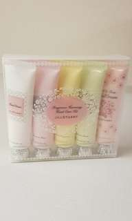 Jill Stuart hand cream set
