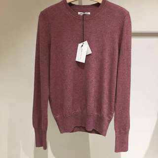 New Isabel Marant pink knit wear