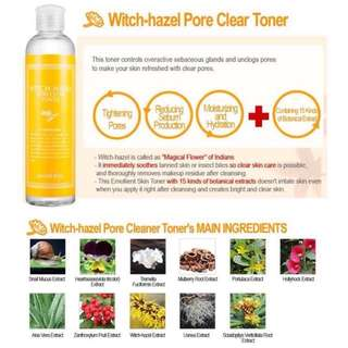 SECRET KEY WITCH HAZEL TONER 248ml
