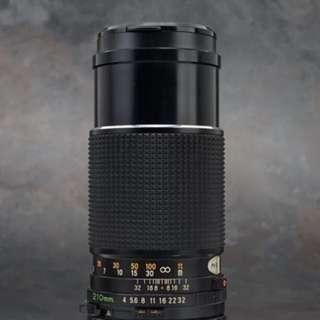 Mamiya Sekor C 210mm f4