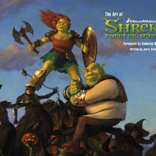The Art of DreamWorks Shrek Forever After