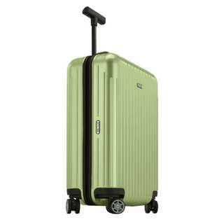 Rimowa Salsa Air Ultralight 行李箱 55x40x23cm 全新 原價RMB4,680, 現特價 HK$3,500 ;)