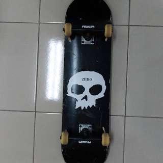 zero滑板