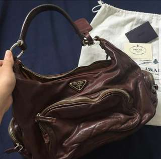 最後清櫃價 Prada Shoulder Bag