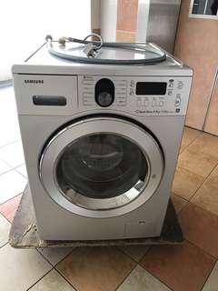 Samsung quiet Drive 8kg washer / dryer 2 in 1