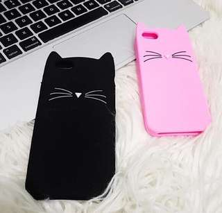 Cat Character Case