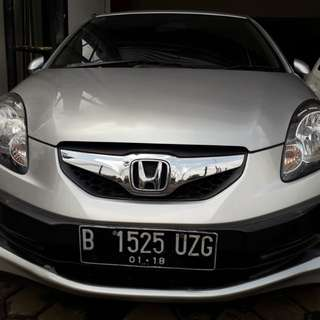 "Honda Brio E Cbu At 2012 abu"""