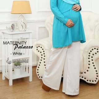 Maternity palazzo original by le' mama exclusive