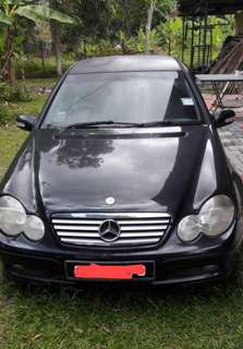 Mercedes C180 Singapore 🇲🇨 Cash Only: RM 10k nett . Siap Roadtax ✔️ Amik Jb ✔️
