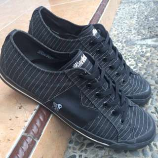 Macbeth Elliot EClass Classic Black Stripes size 44,5 (Limited)