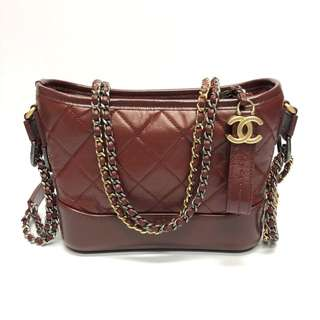 Authentic Chanel Gabrielle Small