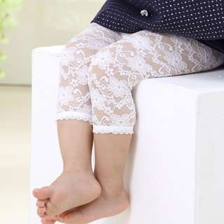 Lace Sock Pants (0-3years)