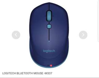 Logitec M337 Bluetooth Mouse