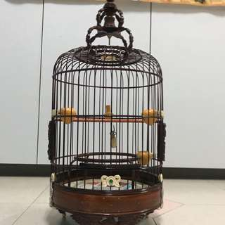 Puteh Old cage 8.7'($150)