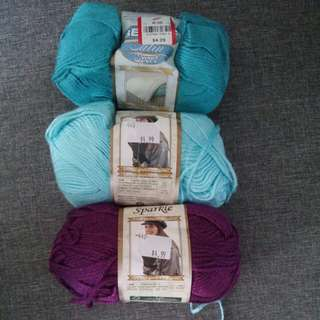 Bernat Satin Knitting Yarn